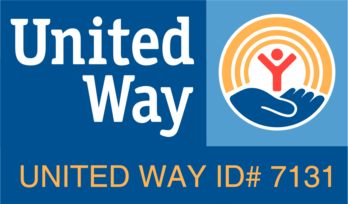 United Way Logo United Way ID# 7131